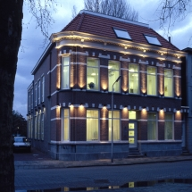 WSG Roosendaal eigen huisvesting