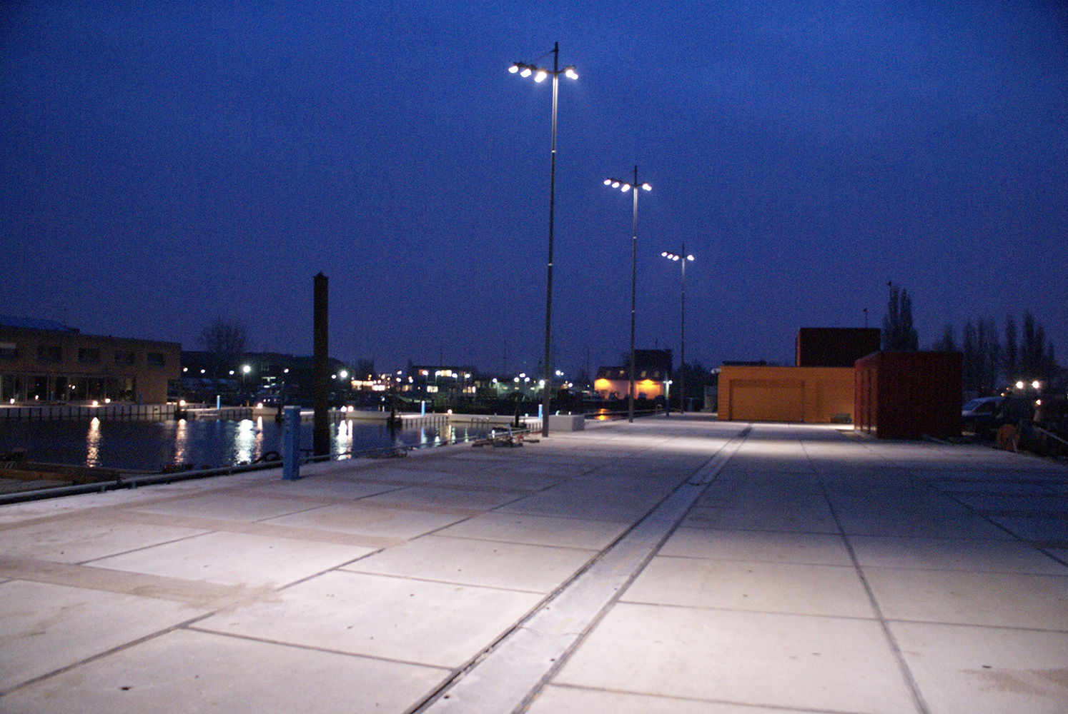 Onze referenties van verlichting voor openbare ruimtes – AtexLicht