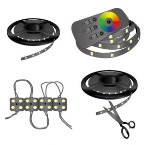 AtexLicht ledstrips en led modules