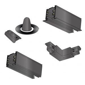 Rail & rail onderdelen