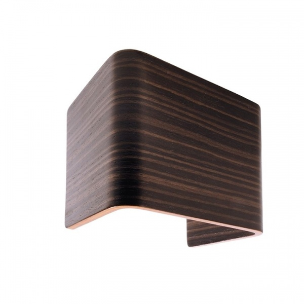 Wand armatuur hout
