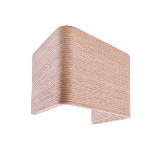 Wandkap hout