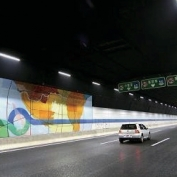 AtexLicht industrie armaturen voor tunnels