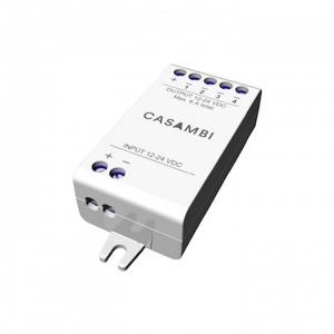 Casambi CBU-PWM4 tunable white interface