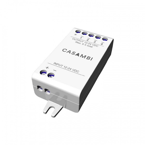 Casambi CBU-PWM4 tunable white interface