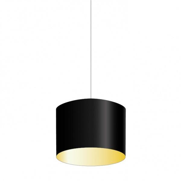 KapAtelier lampenkap rond recht koker